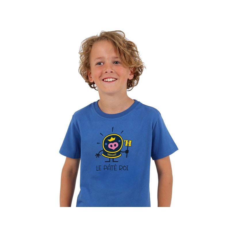 T-shirt enfant Pâté Roi Hénaff