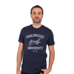 T-Shirt Hénaff University - L