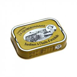Sardines à l'huile d'arachide - 115g