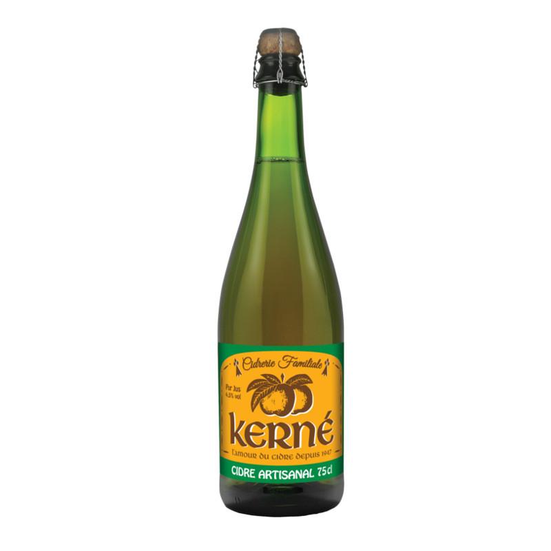 Cidre Brut artisanal 75cl