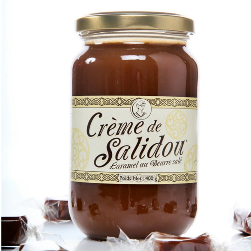 Crème Salidou - 400g