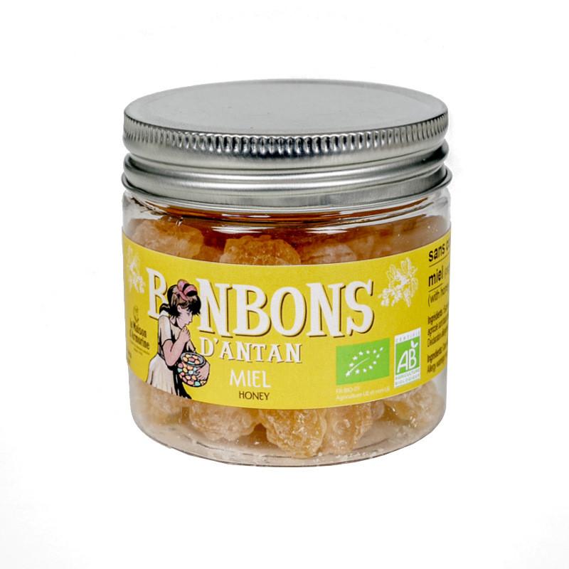 Bonbons d'antan au miel - 120g