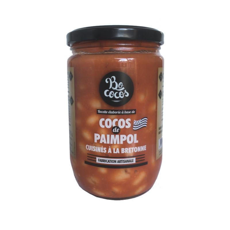 COCOS DE PAIMPOL CUSINES A LA BRETONNE - 600g