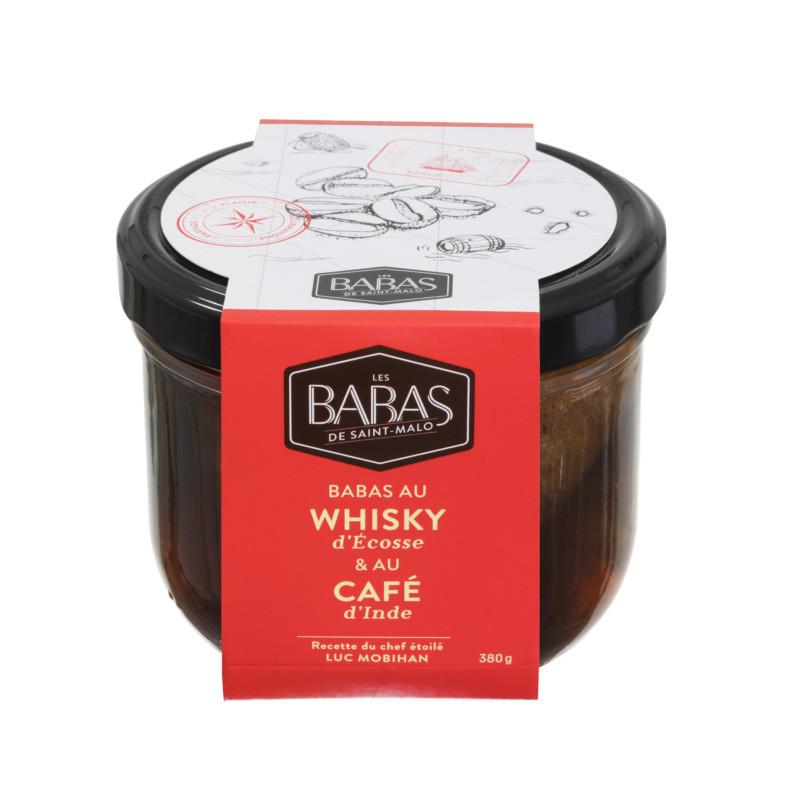 Babas au Whisky d'Écosse et au café d'Inde - 380g