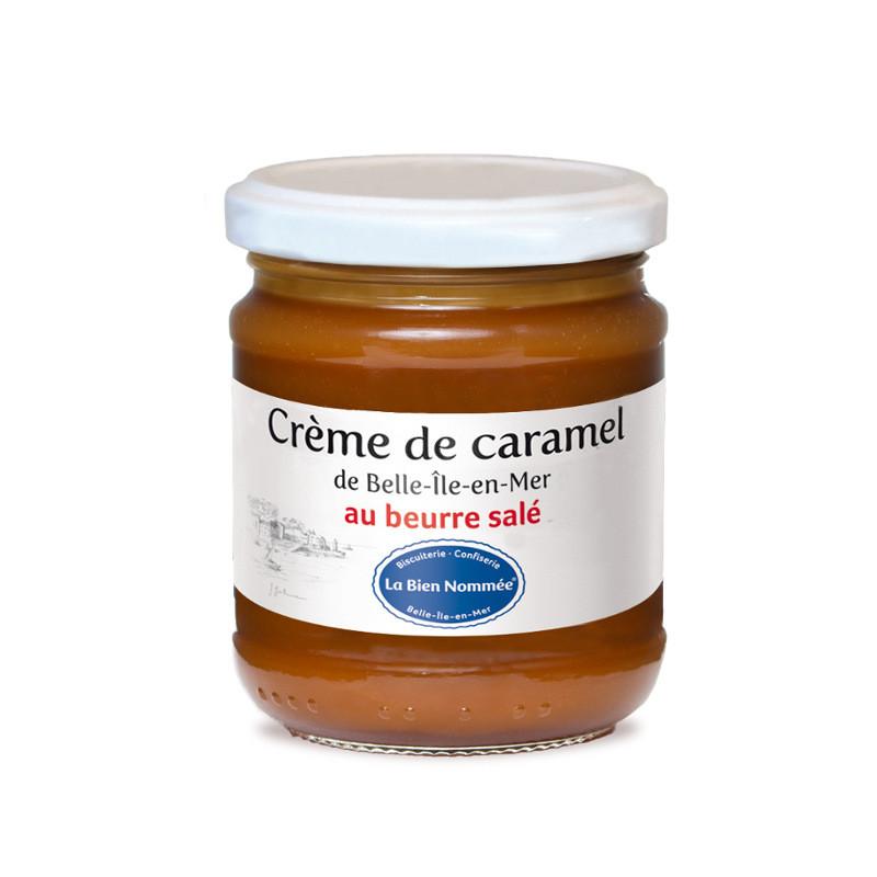 Crème de Belle-Île-en-Mer de caramel beurre salé - 220g