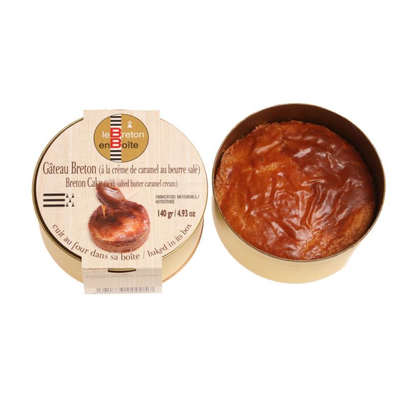 Le Gâteau Breton Caramel Beurre Salé - 140g