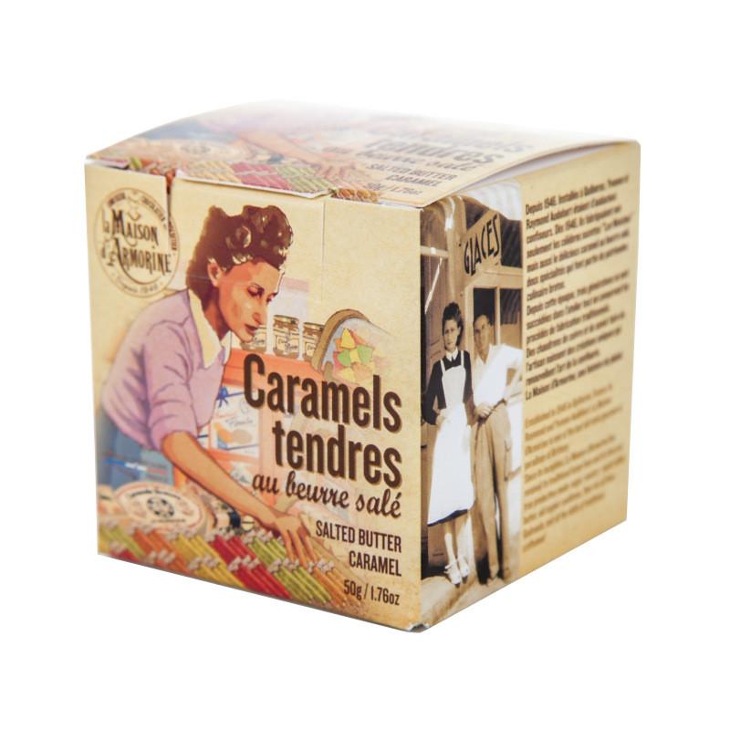 Caramels au beurre salé - 50g