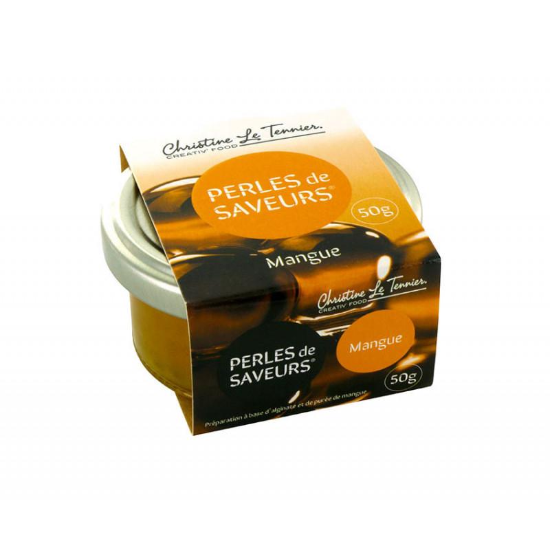 Perles de Saveurs Mangue - 50g