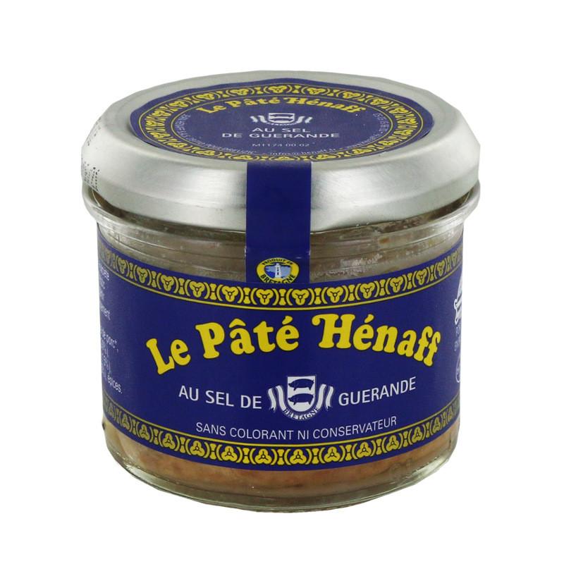Le Pâté Hénaff - 90g