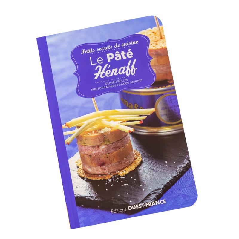 Livre Petits Secrets de Cuisine Le Pâté Hénaff