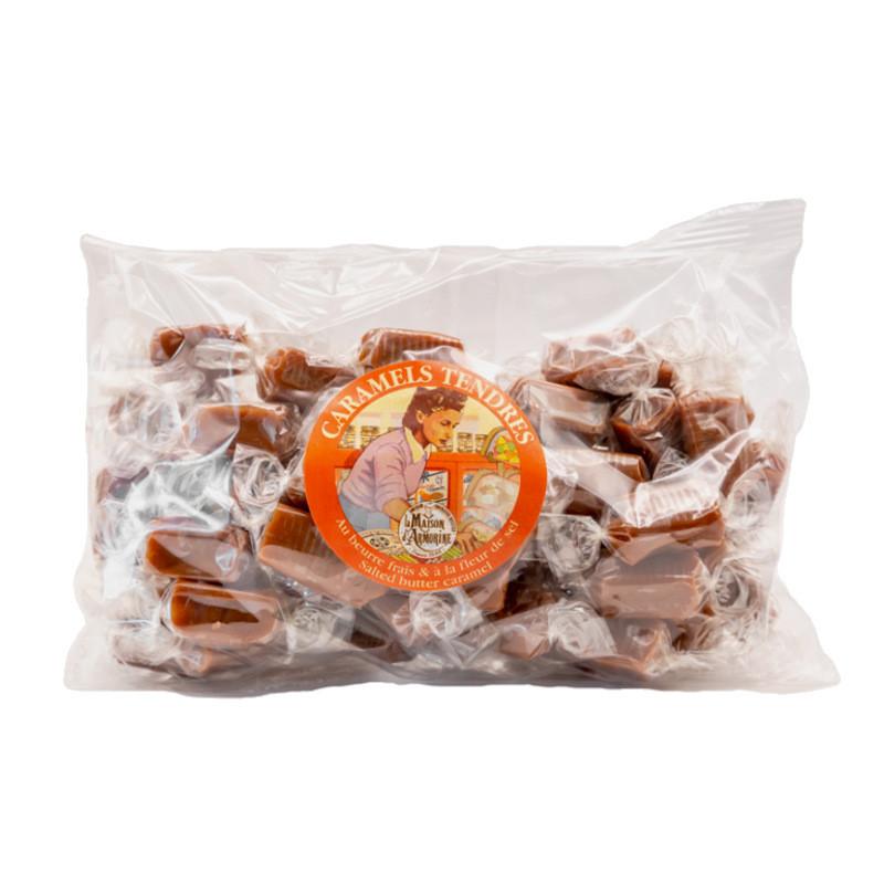 Sachet de caramels au beurre salé - 500g