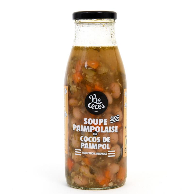 Soupe Paimpolaise aux cocos de Paimpol - 500ml