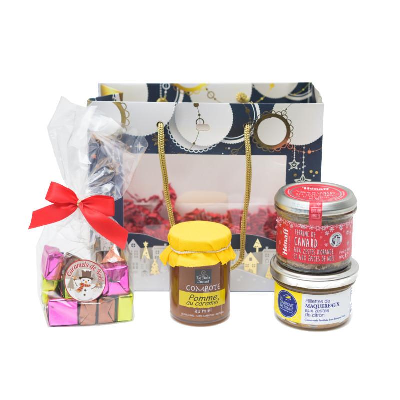 Pochette Cadeau Joyeuses Fêtes 2020 - Petit format