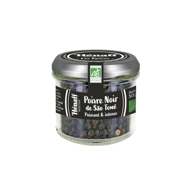 Poivre Noir BIO De Sao Tome- 50g