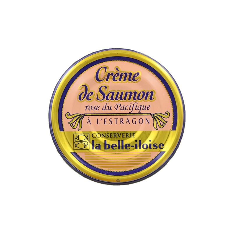 Crème de Saumon rose du Pacifique à l'estragon 60 g