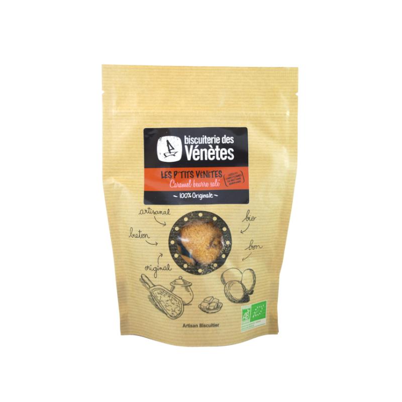 Les P'tits Vénètes Caramel Beurre salé - 125g