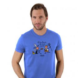 T-shirt Bonheur Hénaff - L